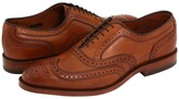 Allen Edmonds McAllister Men's Lace Up Wing Tip Shoes