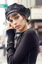 Nicholas K Lolita Leather Beret by at Free People