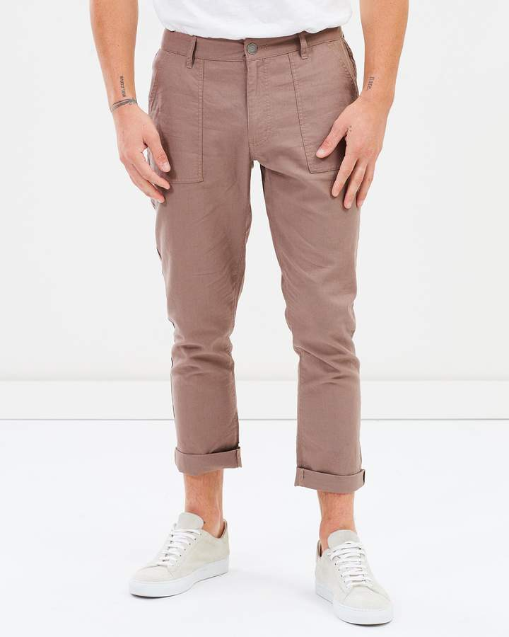rhythm Linen Beach Pants