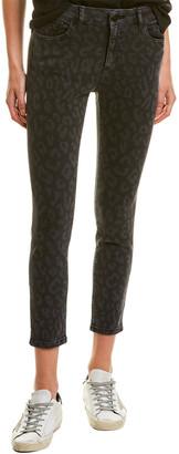 DL1961 Premium Denim Florence Memphis Mid-Rise Instasculpt Skinny Crop