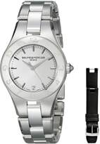 Baume & Mercier Women's BMMOA10070 Linea Analog Display Quartz Watch