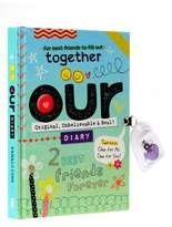 FINE PRINT PUBLISHING Fine Print Our Diary Lockable Activity Book