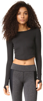 Free People Movement Time Out Crop Top