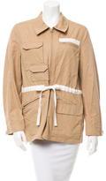 Acne Studios Lightweight Drawstring Jacket