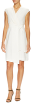 Lafayette 148 New York Grayson Wrap Dress