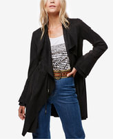 Free People Meadow Faux-Suede Jacket