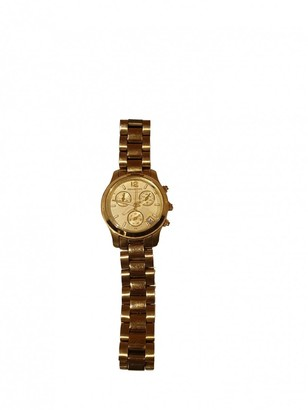 Michael Kors Gold Steel Watches