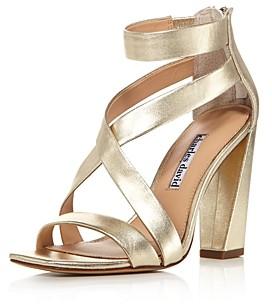 Charles David Women's Vanguard Strappy High-Heel Sandals