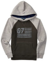 Ralph Lauren Boys 2-7 Graphic Fleece Hoodie