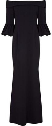 Ariella London Nadira Off Shoulder Maxi Gown