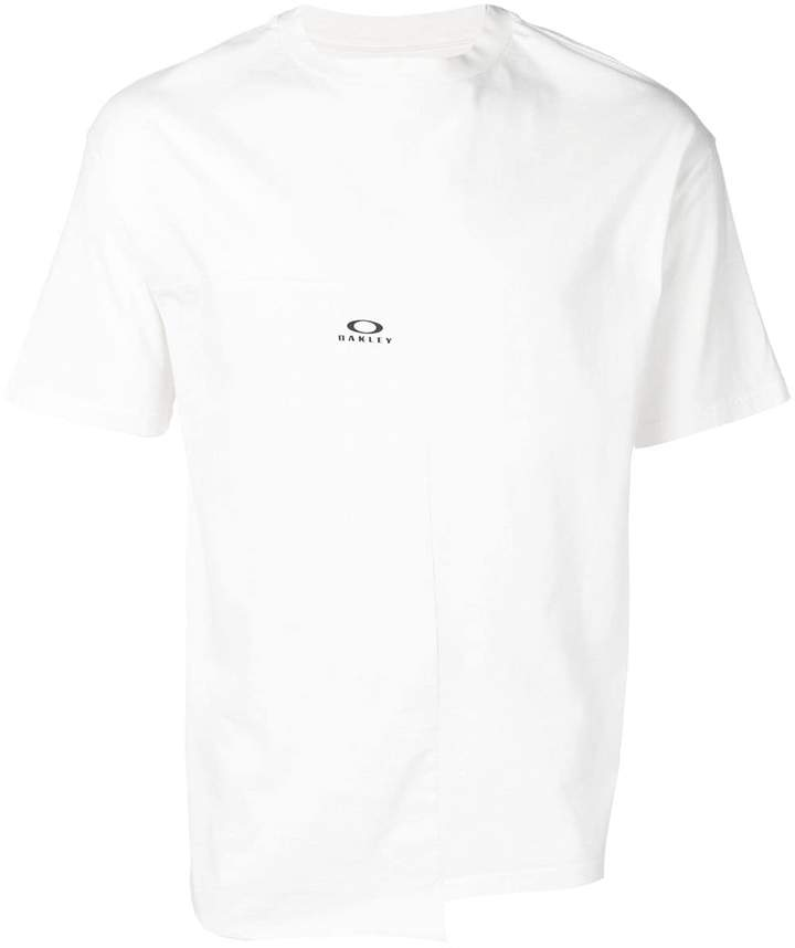 Oakley By Samuel Ross logo print T-shirt