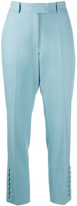 Racil Straight-Leg Tailored Trousers