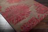 Surya Bombay Plush Pile Hand Tufted - Wool Rug 5' x 8'