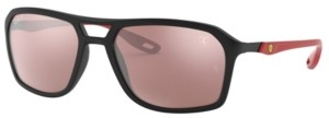 Ray-Ban Polarized Sunglasses, RB4329M 57