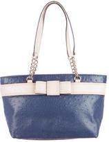 Kate Spade Embossed Leather Shoulder Bag