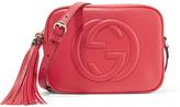 Gucci - Soho Disco Textured-leather Shoulder Bag