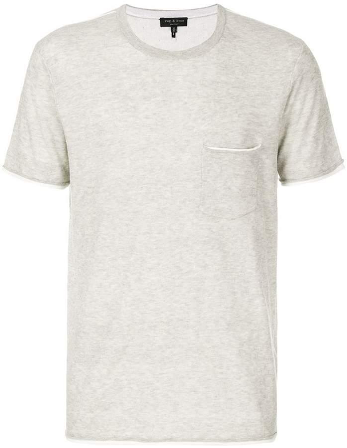 Rag & Bone front pocket T-shirt