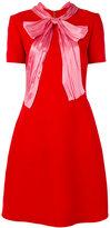 Gucci pussy bow dress - women - Silk/Acetate/Wool - 48