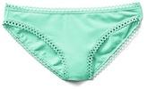 Gap Crochet trim bikini