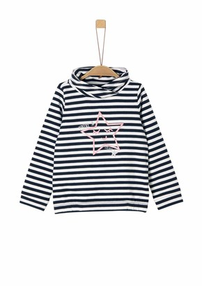S'Oliver Girl's 53.911.41.7622 Sweatshirt