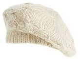 BP Women's Slouchy Knit Beanie - Ivory