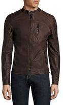 Wittering Leather Jacket