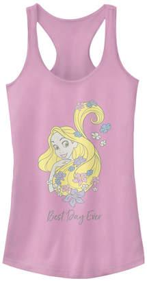Disney Juniors' Princesses Best Day Ever Ideal Racerback Tank Top