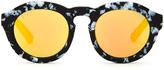 Black & Gold Dime Sunglasses