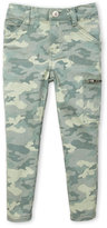 Levi's Toddler Boys) Camouflage Super Skinny Jeans