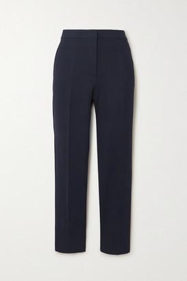 Max Mara Pegno Stretch-cady Straight-leg Pants
