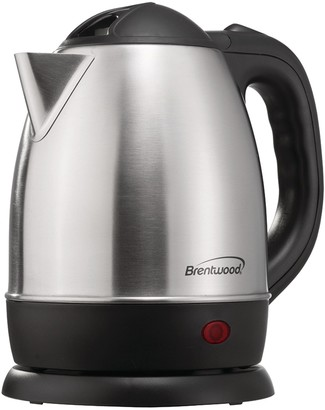 Brentwood Appliances 1.2-L Stainless Steel Electric Kettle