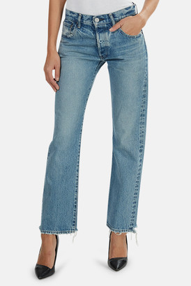 Moussy Norwalk Straight Jeans