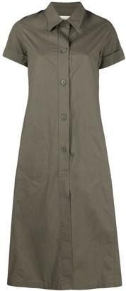 Gentry Portofino Short-Sleeve Shirtdress