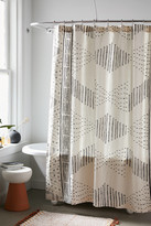 Urban Outfitters Malin Geo Shower Curtain