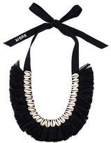 Figue Blue Cowry Necklace