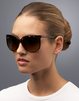 RAY-BAN Retro Cat-Eye Sunglasses