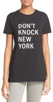 DKNY 'Runway' Graphic Print Tee