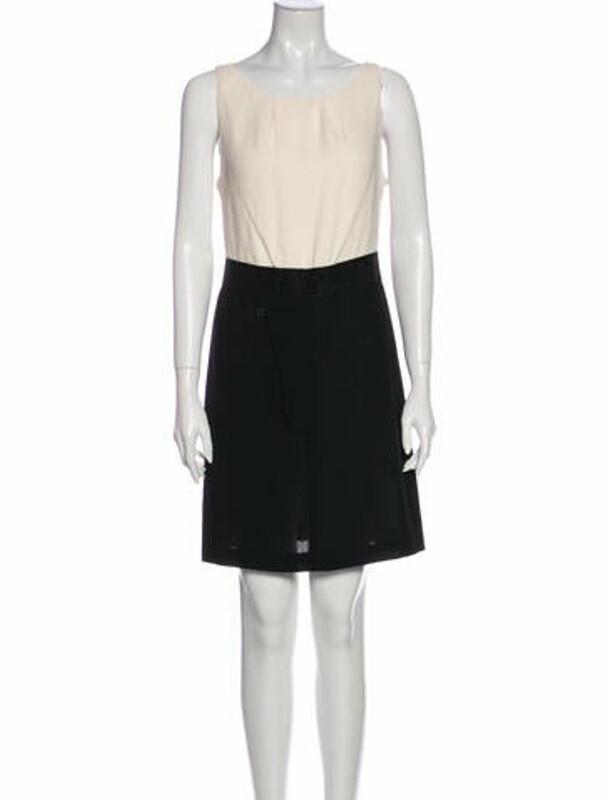 Thumbnail for your product : Alexander Wang Silk Mini Dress w/ Tags Black