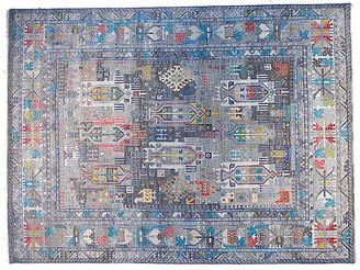 F.J. Kashanian 9'x12' Sari Pasha Rug - Gray