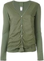 Kristensen Du Nord - button-up cardigan - women - Cotton - 1