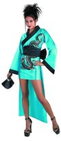 Disguise Women's Dragon Geisha Costume
