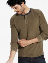 Lucky Brand Venice Burnout Thermal