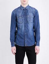 Diesel D-Broome regular-fit denim shirt