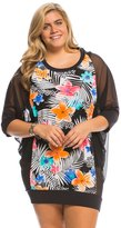 CoCo Reef Plus Size Turks and Caicos Weekend Top 8140554