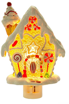 Gingerbread House Night-Light