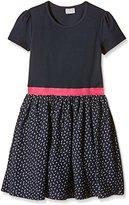 Name It Girl's Gisto Polka Dot Dress,10- (Manufacturer Size:146)