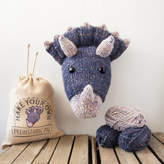 Your Own Sincerely Louise Make Faux Dinosaur Kit Triceratops