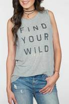 Spiritual Gangster Find Your Wild Tee