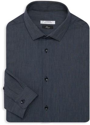 Versace Woven Cotton Dress Shirt