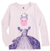 Tea Collection Toddler Girl's Queen Of Scots Graphic Tee